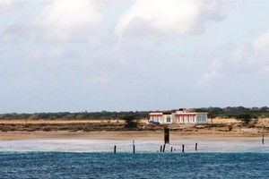 porto inglês: salinas do maio Interpretive center is an opportunity for tourism development