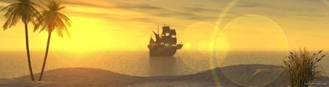 cape verde pirates and treasure islands