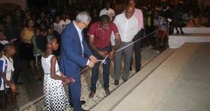 maio: câmara municipal opens square in  cascabulho